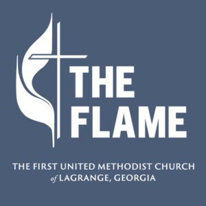 FUMC - The Flame Dark Blue